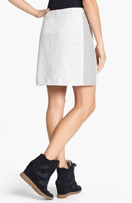 Vince Camuto Two by Drawstring Miniskirt