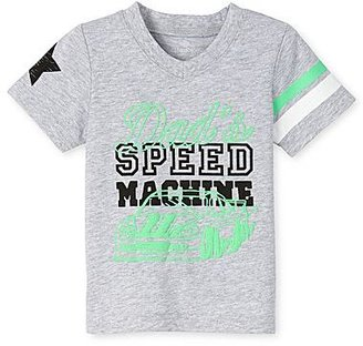 JCPenney Okie Dokie® Athletic Tee - Boys 12m-24m