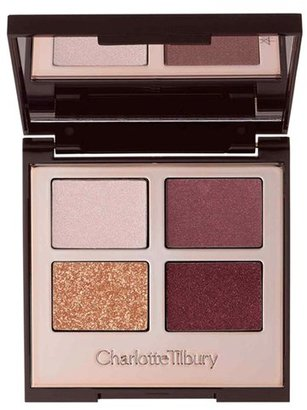 Charlotte Tilbury 'Luxury Palette - The Vintage Vamp' Color-Coded Eyeshadow Palette - The Vintage Vamp $53 thestylecure.com