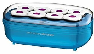 Infiniti Pro by Conair Instant Heat Toumaline Ceramic Flocked Hot Rollers; 2-inch for Mega Volume and Smooth Waves $49.99 thestylecure.com
