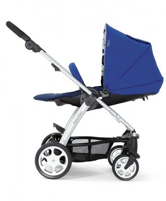 Sola Stroller - Blue by Mamas and Papas