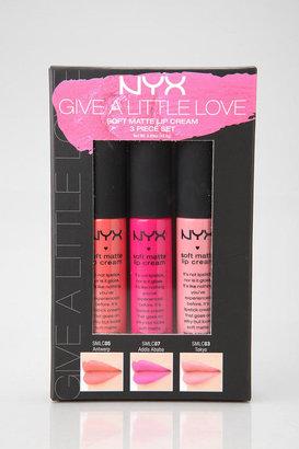 NYX Soft Matte Lip Cream Set