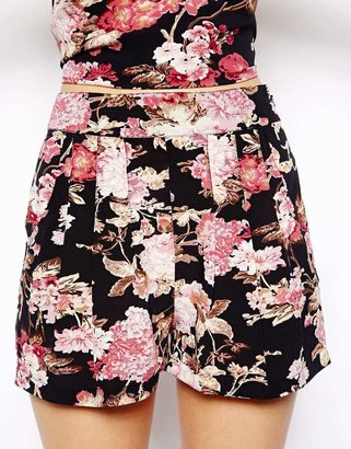 Asos Shorts in Floral Print