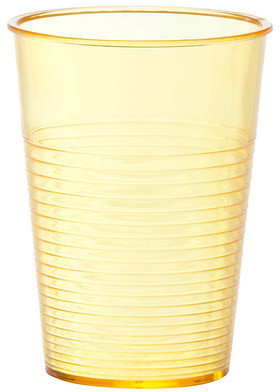 SunnyLIFE Party Cups Yellow Set Of 6