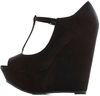 It Malt Be Love Wedge in Black