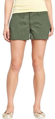 "Old Navy Women's Everyday Khaki Shorts (3 1/2"")"