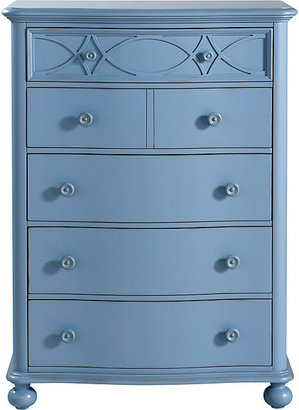 Cindy Crawford Home Seaside Blue Chest