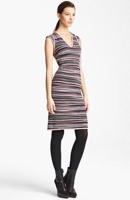 Missoni V-Neck Knit Dress