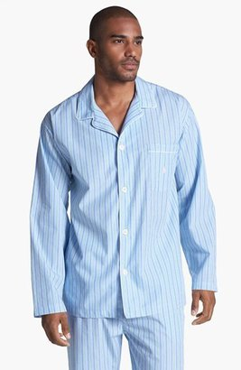 Men's Polo Ralph Lauren Cotton Pajama Top $44 thestylecure.com