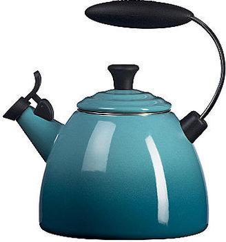 Le Creuset 11⁄2-qt. Enameled Halo Tea Kettle