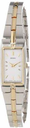 Seiko Women's SZZC40 Two-Tone Watch $134.95 thestylecure.com