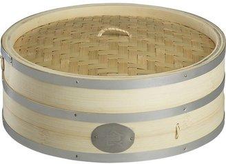 Crate & Barrel Bamboo Steamer