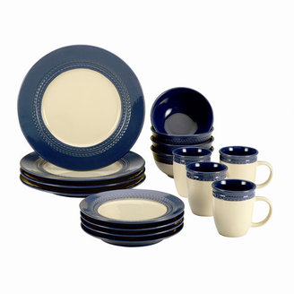 Paula Deen Southern Gathering 16 Piece Dinnerware Set