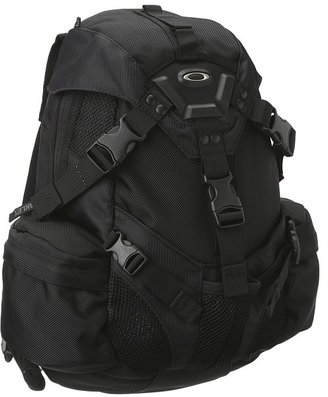 Oakley Small Icon Backpack (Black) - Bags and Luggage