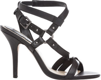 Max Studio Strappy High Heels