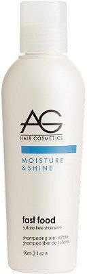Ulta AG Hair Travel Size Moisture & Shine Fast Food Sulfate-Free Shampoo