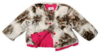 Zutano Infant Baby-Girls Shaggy Jacket