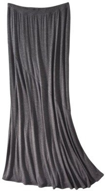 Mossimo Womens Jersey Knit Maxi Skirt - Assorted Colors