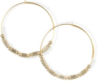 Alex and Ani Tigris Small Endless Hoops
