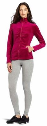 Danskin Women's Velourable Jacket