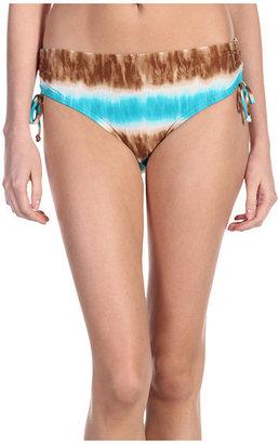 MICHAEL Michael Kors Tribal Stripe Shirred Hipster Bottom