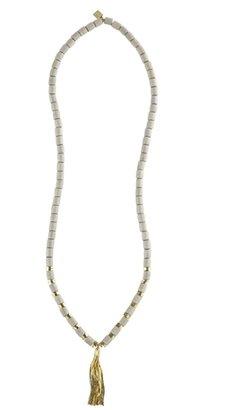 Jenny Bird Tibetove Tassel Necklace