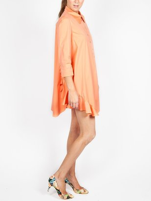 Cacharel Poplin Shirt Dress