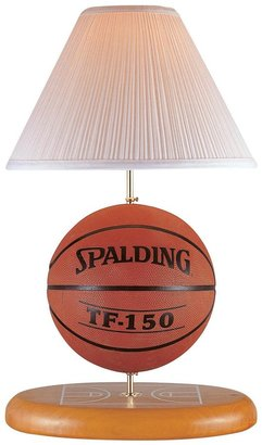 Lite Source Lite Source, Inc. 3BK40106 Basketball Lamp Table Lamp, Brown