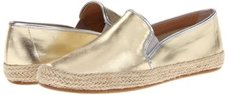 Belle by Sigerson Morrison Nudie (Gold Leather) - Footwear