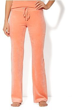 New York & Co. Love, NY&C Collection - Velour Pant - Tall
