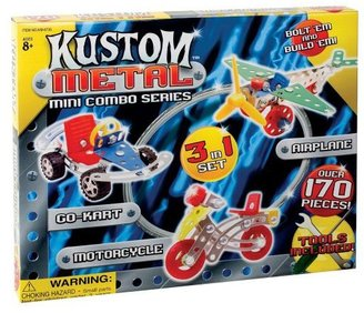 Toysmith Kustom Metal 3 in 1 Set #6014