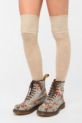 Urban Outfitters Ribbed Cuff Over-The-Knee Sock