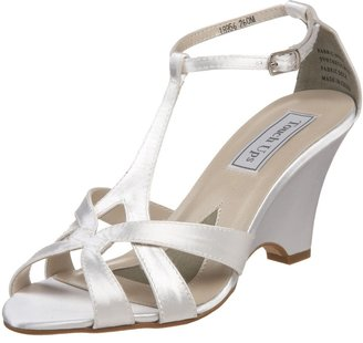 Touch Ups Women's Lucy Ankle Wrap Sandal