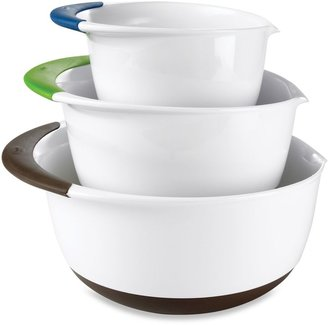 OXO Good Grips® 3-Piece Mixing Bowl Set