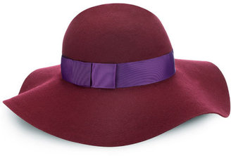 Monsoon Red Anderson Floppy Hat