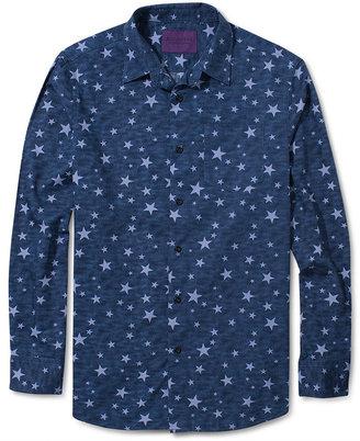 Rocawear Long Sleeve Shirt, Jimi Hendrix Star Print