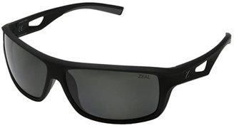 Zeal Optics Range (Black w/ Dark Grey Lens) Goggles