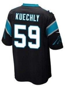Nike Kids' Luke Kuechly Carolina Panthers Game Jersey, Big Boys (8-20)