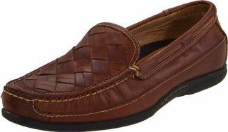 Johnston & Murphy Men's Trevitt Woven Venetian Loafer