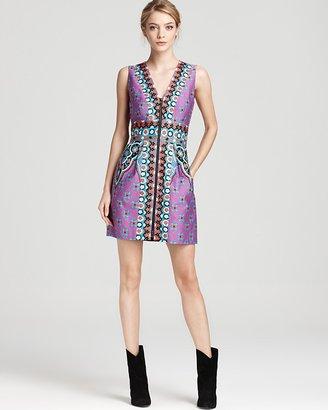 Nanette Lepore Printed Dress - Funkadelic