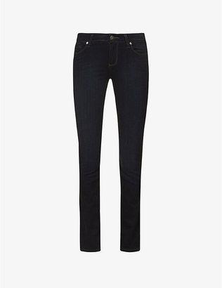 Paige Denim Skyline skinny jeans, Women's, Size: 26, Mona