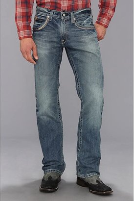Ariat M5 Ridgeline Slim Straight Leg Jeans (Buckshot) Men's Jeans