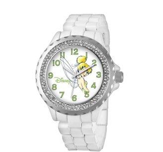 Disney Disney's Tinker Bell Women's Crystal Watch