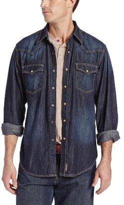 Wrangler Men's Rock 47 Woven Shirt