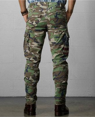 Denim & Supply Ralph Lauren Knox Camo Cargo Pants