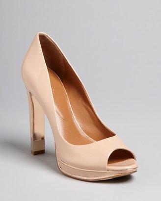 Rachel Roy Peep Toe Platform Pumps - Illiana High Heel