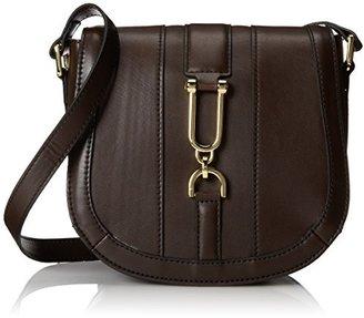 London Fog Dora Flap Shoulder Bag