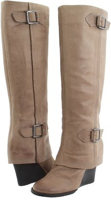 Vince Camuto Autumn Hiboot (Taupe Brown) - Footwear