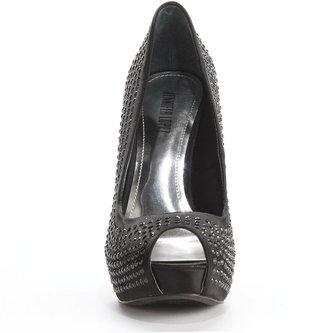 Jennifer Lopez Women's Peep-Toe Platform High Heels