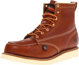 "Thorogood 804-4200 Men's American Heritage 6"" Moc Toe MAXwear Wedge Safety Boot"